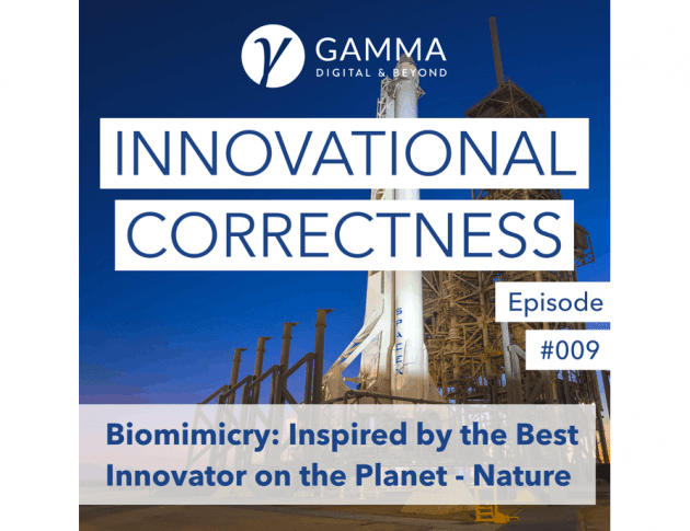#009 - Biomimicry: Inspired by the Best Innovator on the Planet Nature w/ Jamie Dwyer