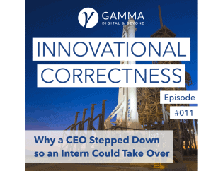 #011 - Why a CEO Stepped Down so an Intern Could Take Over /w Hermann Arnold