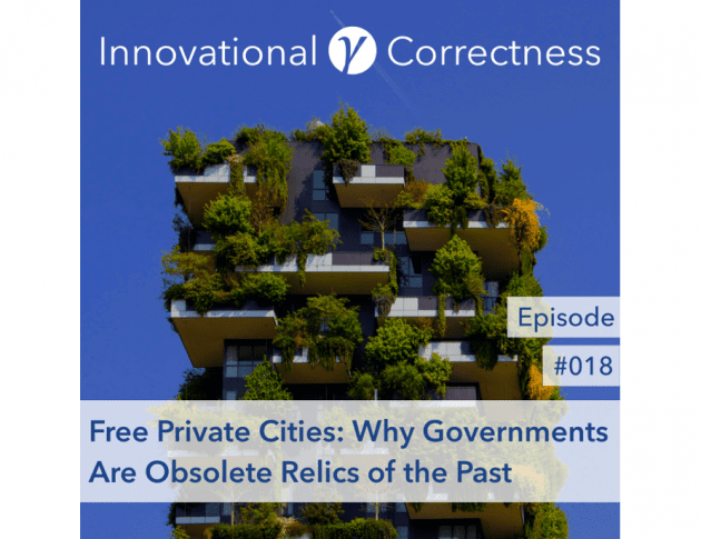 Free Private Cities /w Dr Titus Gebel